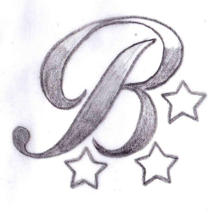 17 Best ideas about Letter B Tattoo on Pinterest B