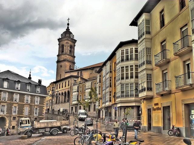 Vitoria - Gasteiz.