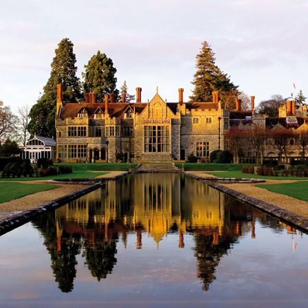 Rhinefield House Hotel, Hampshire, featured on hitched.co.uk in January 2013