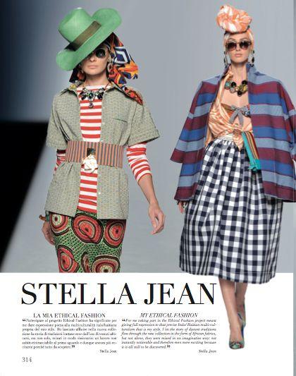 Focus on Stella Jean in Paris chapter. #StellaJean #HauteCouture #catwalks #fashion #woman #style #clothes #dress #look