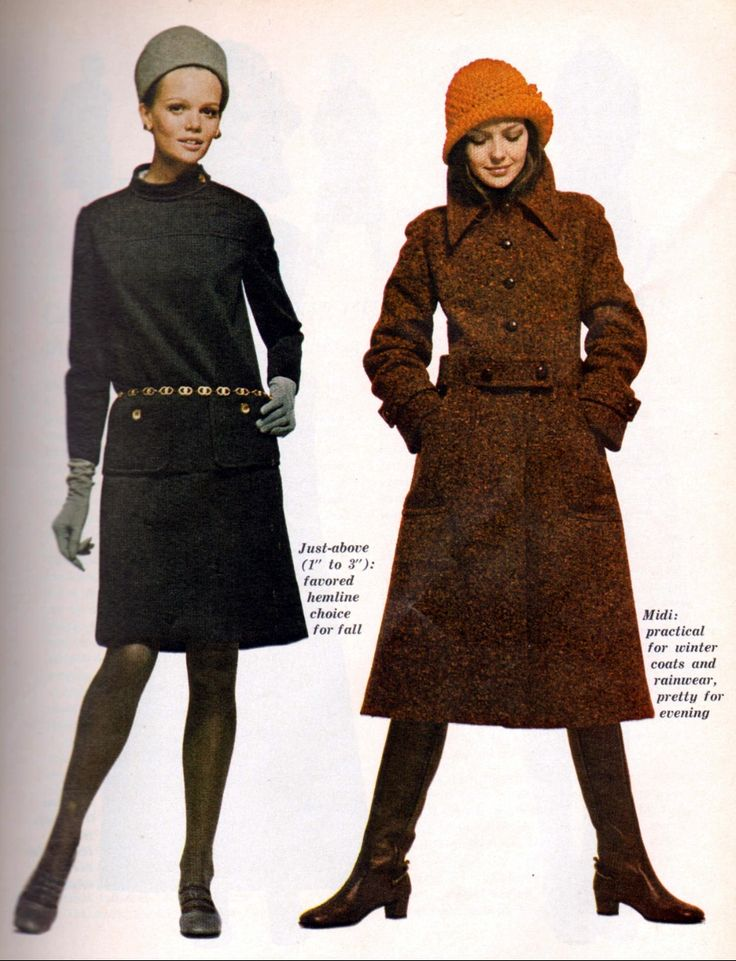 Fashion trends in 1968 43