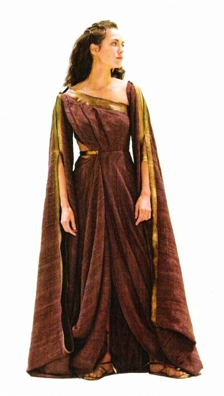 Queen Gorgo '300', the strong, unflinchingly wife played flawlessly by Lena Headey.