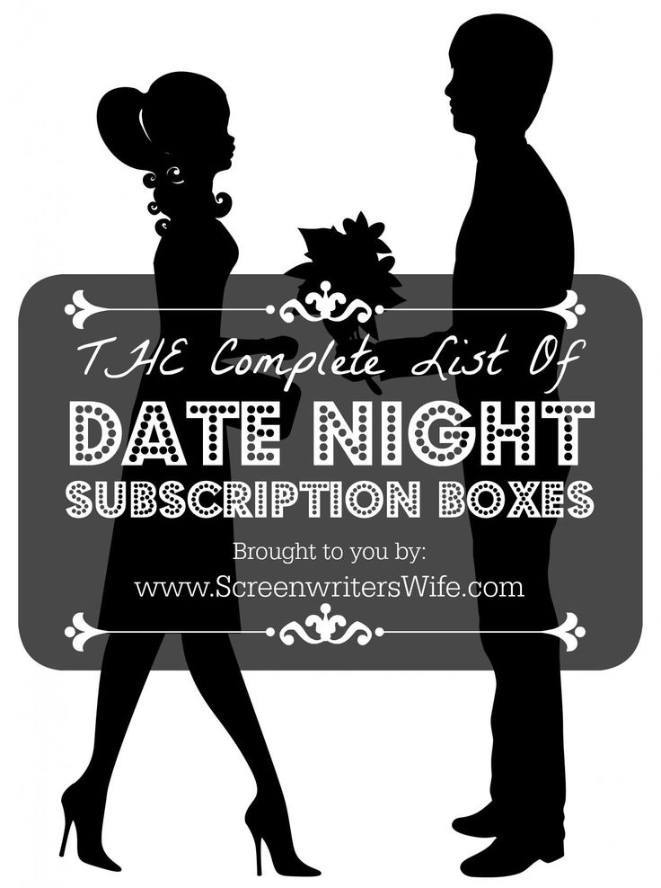 Chocolate Heaven with Date Night Subscription Box - Review