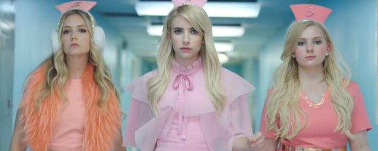 Noticias de cine y series: Scream Queens: Inédito teaser de la nueva temporada con Lea Michele