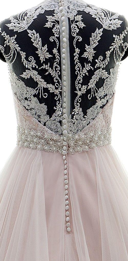 so pretty #details #dress