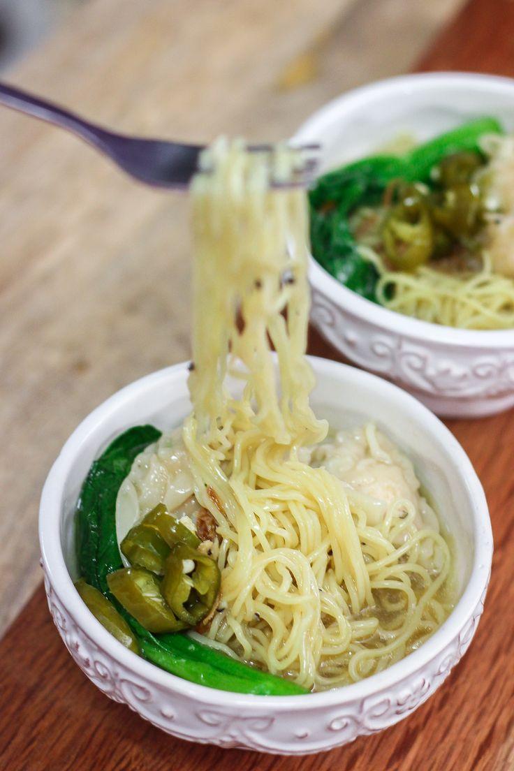 Blue apron wonton noodles - I Am Tempted To Employ A Bunch Of Words To Describe This Wonton Noodle Soup But