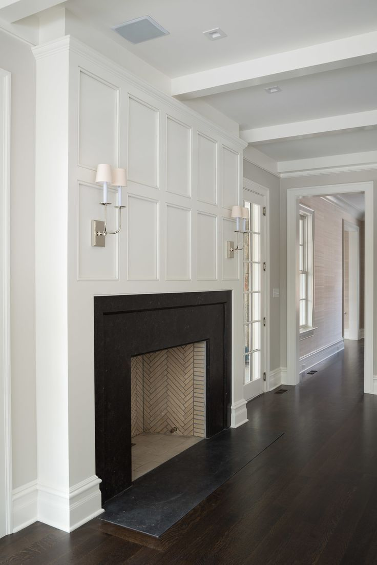 Love The Fireplace Molding Home Decor Pinterest