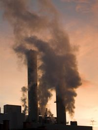 Air Pollution Lesson Plans from the   National Institutes of Environmental Health Sciences  This site has many resources and lesson plans about air pollution and what the NIEHS is doing on air pollution.