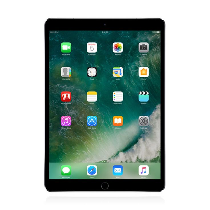 2c93da92306 Apple iPad Pro 10.5 512GB Cellular Spacegrau TOP GewÃhrleistung ...