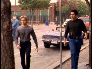 walker texas ranger personnages | Hip, young peacekeepers Trent Malloy (James Wlcek) and Carlos Sandoval ...