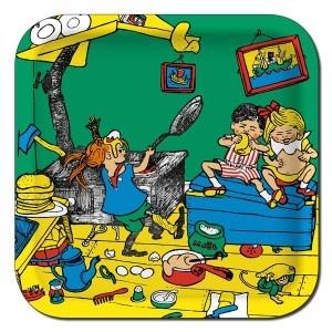 Ary Pippi Longstocking Pancake Tray