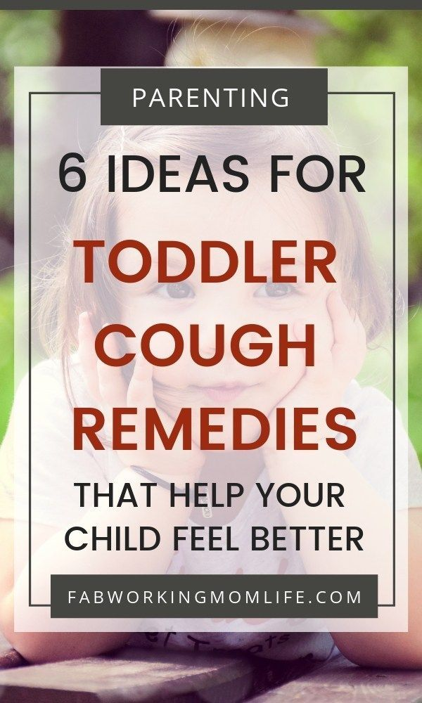 6 Things You Should Try If Your Toddler Is Coughing Non Stop Fab Working Mom Life Working Mom Life Toddler Cough Toddler Cough Remedies
