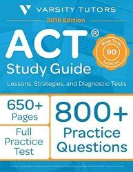 The 10 Best ACT Books Recommended for ACT Prep