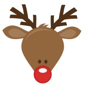 Best 25 Cartoon reindeer ideas on Pinterest  Reindeer drawing