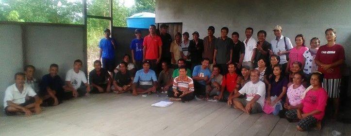 Kelompok Tani Anggota Koperasi  PPP Lestari, Tolak Istilah Dana Talangan