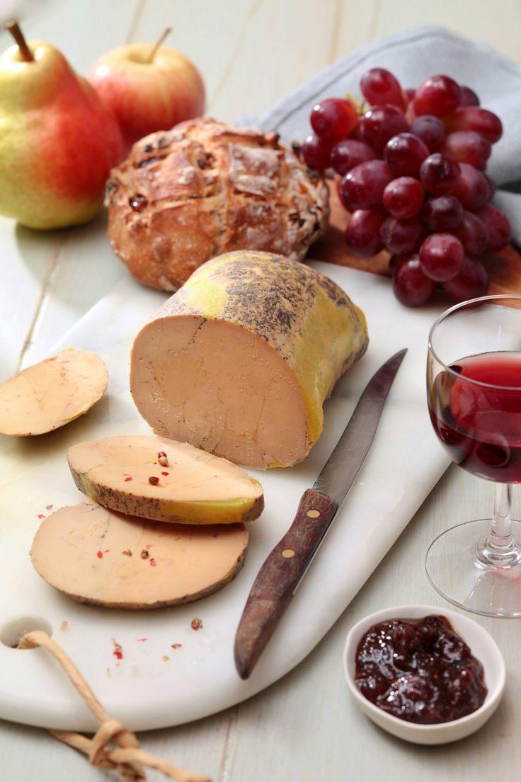 Comment cuire le Foie Gras à la vapeur ?  #foiegras #recette #gastronomie