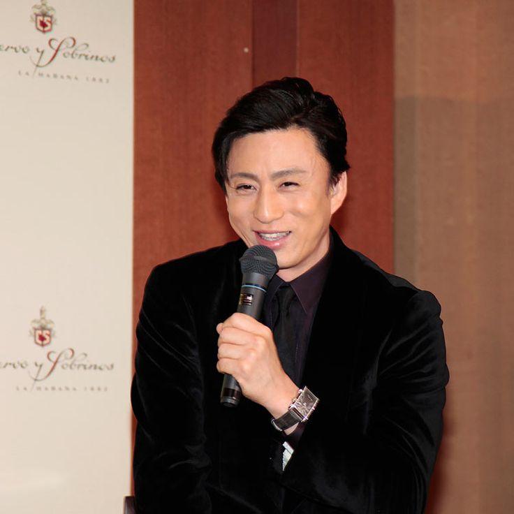 2014 Latino Japan Award. And the winner is: Kabuki actor Ichikawa Somegoro VII.