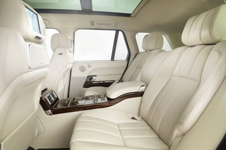 White Range Rover Interior                                                                                                                                                                                 More