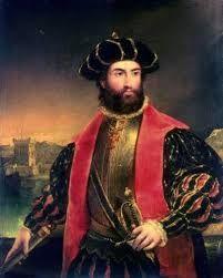 213 – (1539 - 5 de marzo)  Fallece Nuno da Cunha, explorador portugués (nacido en 1487)  Nuno da Cunha era hijo del famoso navegante portugués, almirante y embajador ante el papa León X, Tristão da Cunha,  y de su mujer Antónia Pais. Nuno acompañó a su padre a la India en la expedición que este había dirigido en 1506. Nuno da Cunha mostró su valor en las batallas de Ojá y Brava (una ciudad en la costa somalí), por lo que fue nombrado caballero por Alfonso de Albuquerque.