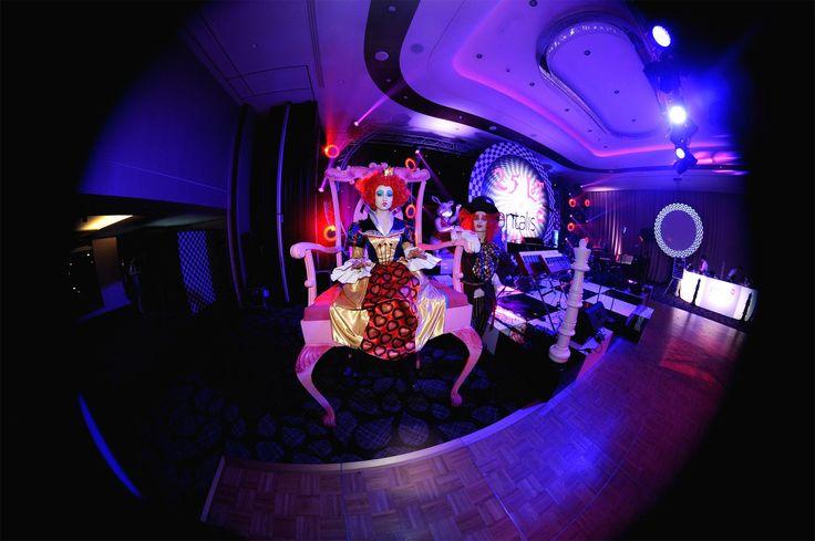Focus Event / Alice in Wonderland