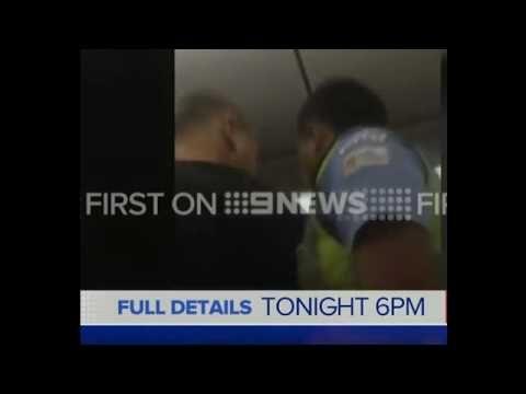 The moment Australian's were removed form Jetstar flight