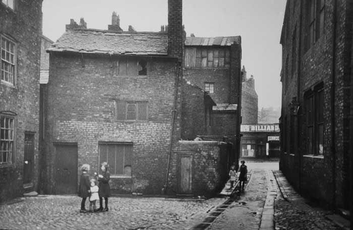 Chorley Court, 1925, Liverpool