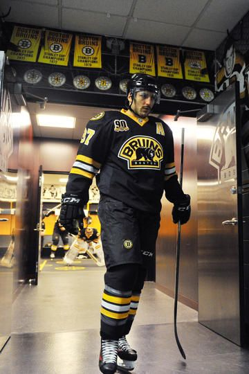 Patrice Bergeron #37 Boston Bruins