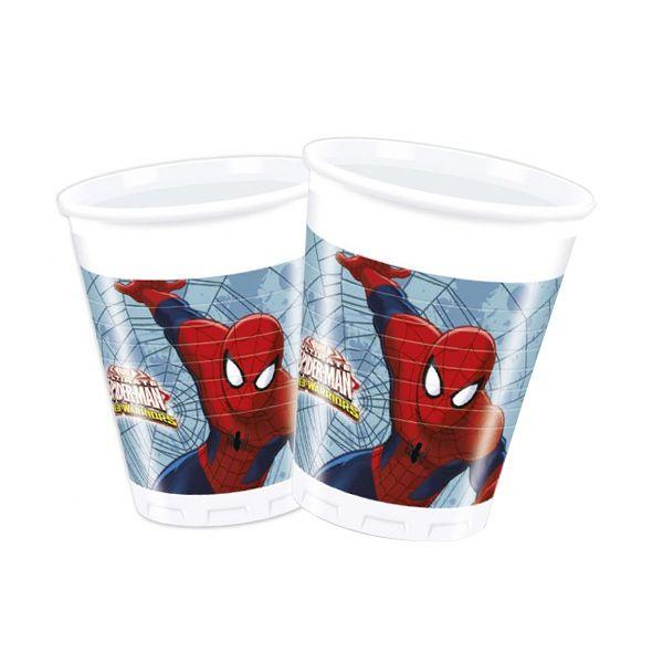 Örümcek Adam Konsepti içecek ikramları Paket içerisinde Doğum günü partileriniz için birinci kalite, kullan at özellikli 8 adet Spiderman temalı Karton bardak bulunmaktadır.  Ürünlerimiz Sağlık Bakanlığı ve Tarım Bakanlığı onaylıdır.  Ne zaman teslim alırım  Hafta içi saat 14:00'a kadar verilen siparişler aynı gün kargoya teslim edilir.