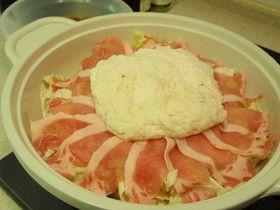 大和芋のとろろ鍋