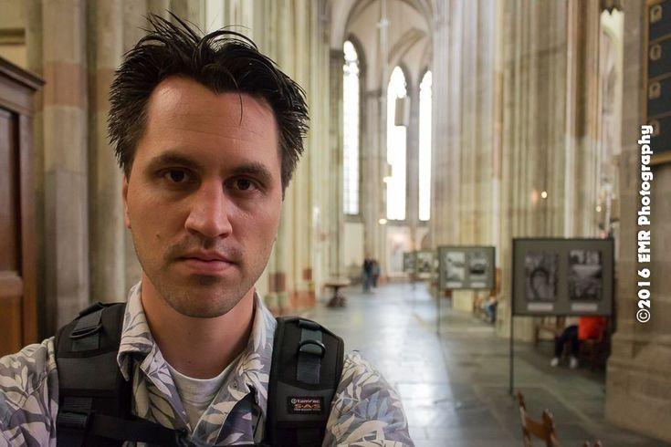 Selfie @ De Dom @ Utrecht by EMR Photography