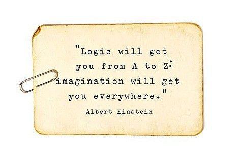 Fashion Thrill: Monday Quote: Albert Einstein