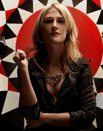 Emily Haines, lead singer of Metric, was born in New Delhi and grew up in Canada. She is a citizen of both Canada and the US.