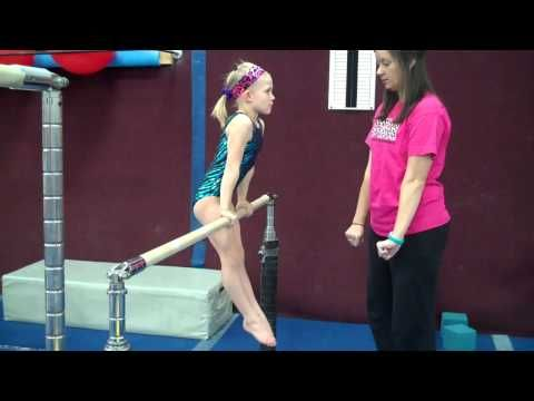 Cincinnati Gymnastics Week One Curriculum - YouTube