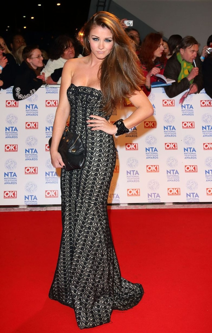 Brooke Vincent (Google search image). I so want her hair