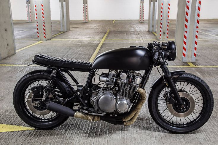 cafe racer - buildrobinson's speed shop | the cafe racer