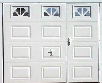 7 best porte de garage images on pinterest garage doors