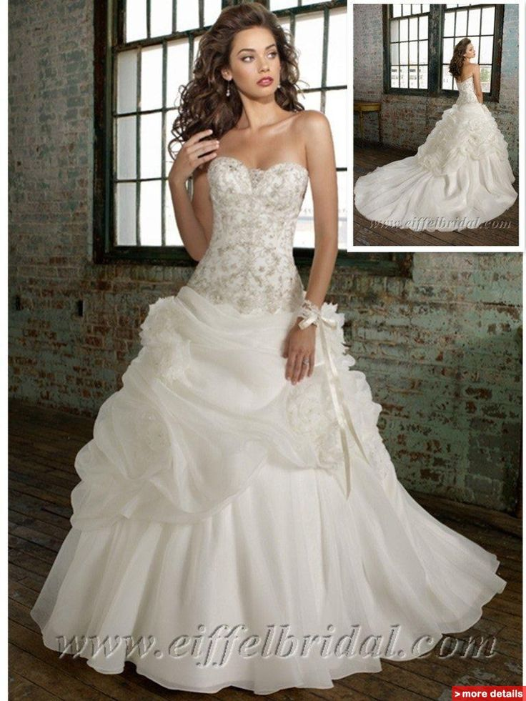 strapless corset wedding gowns images galleries with a bite. Black Bedroom Furniture Sets. Home Design Ideas