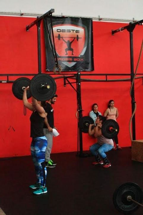 Crossbox Fitness Journal: Exercício do dia, segunda-feira, 170206 - Crossbox Fitness Journal . #FitnessAddict.