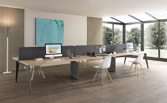 Desking systems   Desk systems   Pigreco   Martex   Mario Mazzer. Check it out on Architonic