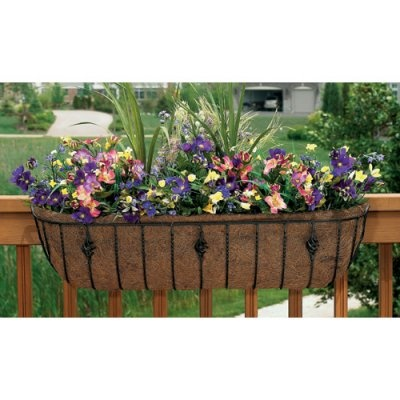 window boxes for deck railings prices planter window boxes deck railing planter boxes. Black Bedroom Furniture Sets. Home Design Ideas
