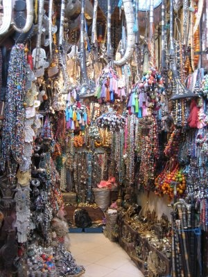 Morocco in the markets. It is just like a candy store.. so many goodies everywhere