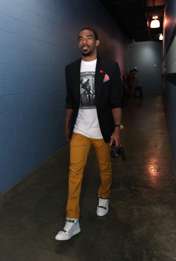 Stylish Men: NBA Edition
