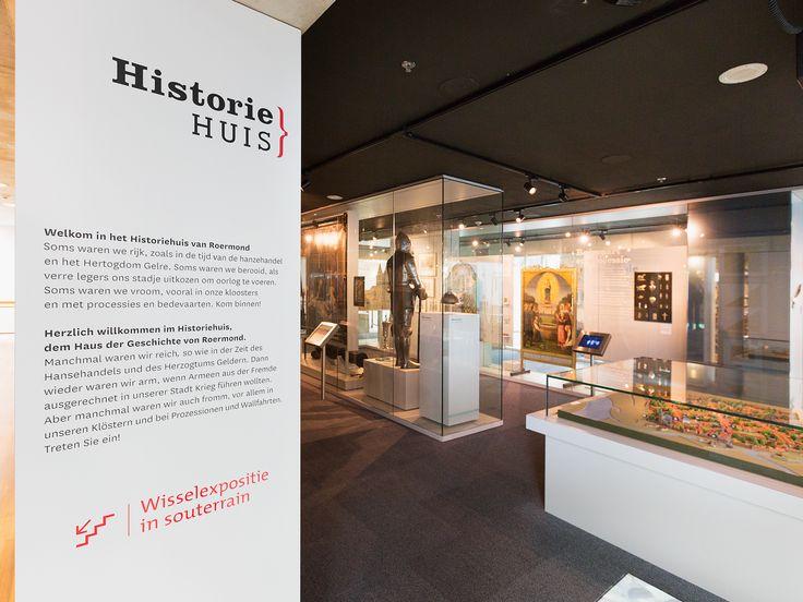Historiehuis Roermond - logodesign