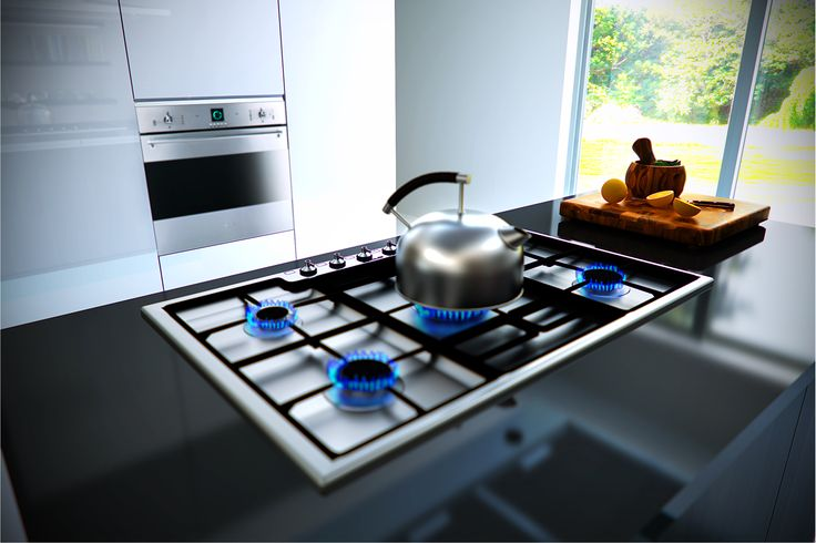 Smeg Classic Line Oven and Gas Hobs