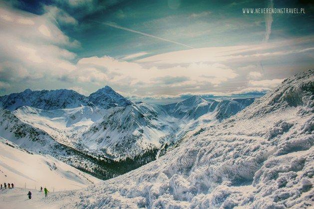 Tatry zimą, o tym jak weszliśmy na Świnicę | Never Ending Travel