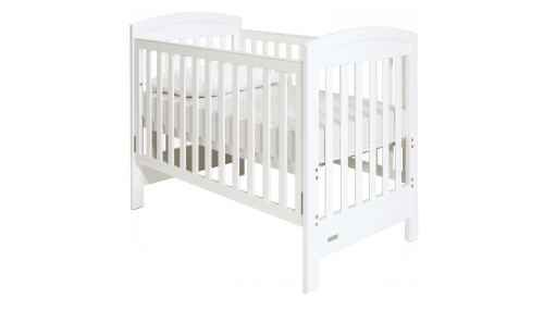Hannah cot infant level in white finish