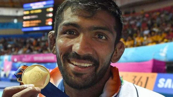 Yogeshwar Dutt's bronze medal will get upgraded to silver after Russia's Besik…