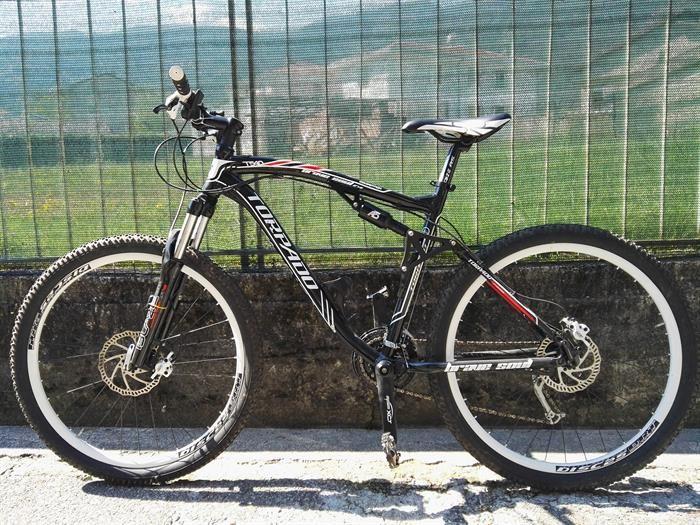"""TORPADO T540 BRAVE SOUL DA 27.5"""" - Mountain bike Full Suspension dai diversi utilizzi, avvantaggiata da ruote di..."""