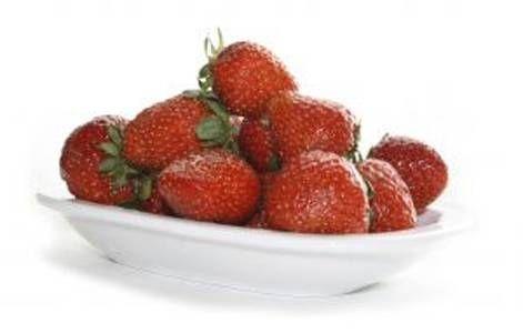 Strawberries in Texas