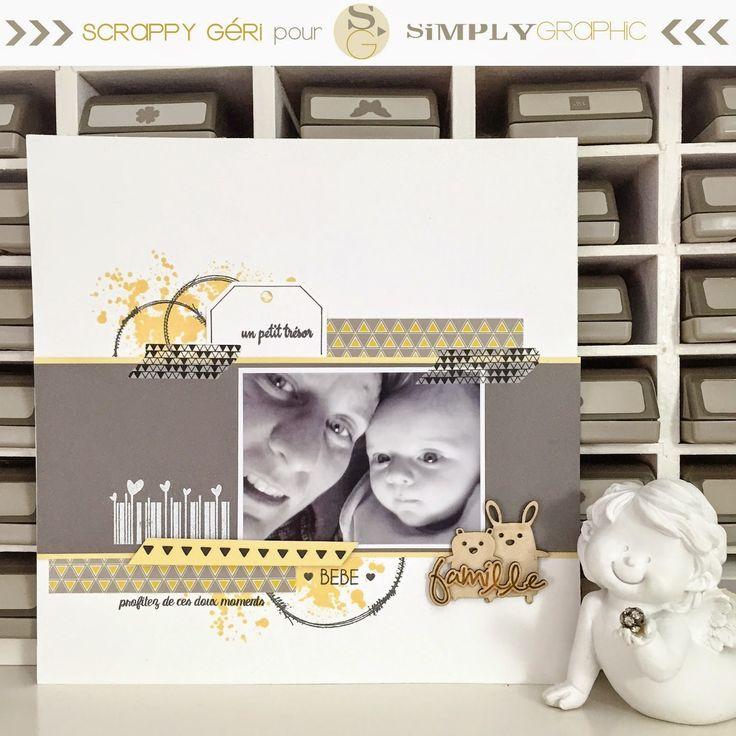 Le blog de Scrappy Géri: Famille!